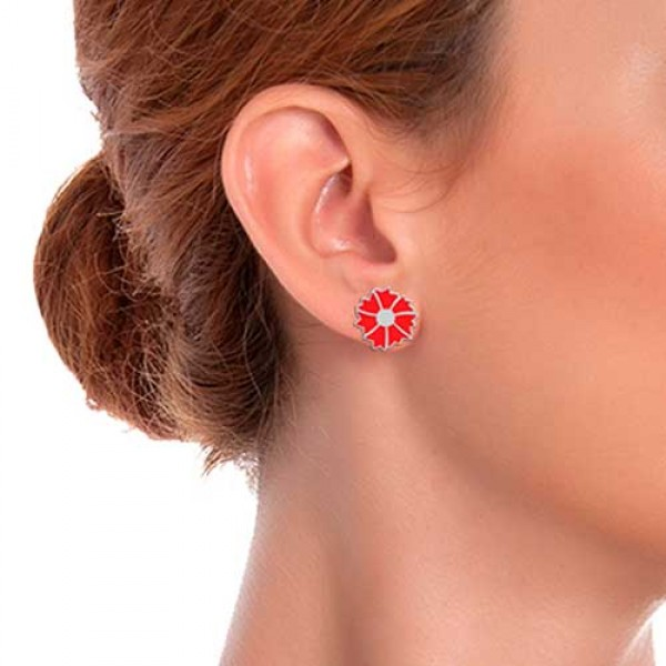 Corporate Earrings