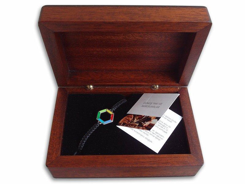 Corporate Custom Design Unisex Bracelet