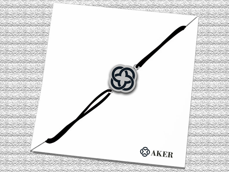 Custom Design Silver Bracelet