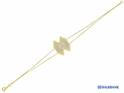 Custom Design Gold Bracelet