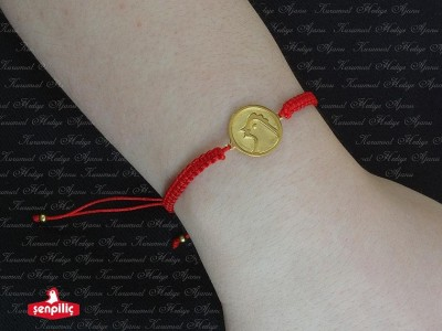 Corporate Custom Design Gold Bracelet