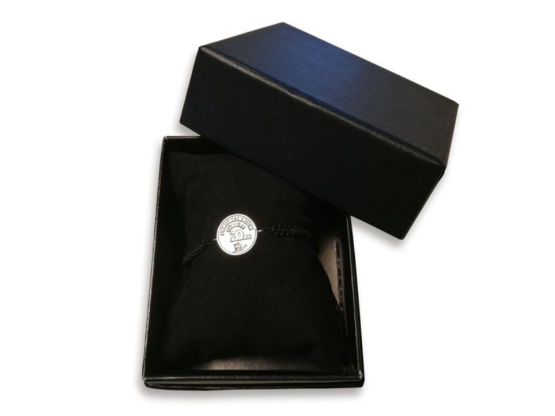 Jungheinrich Logolu Gümüş Bileklik