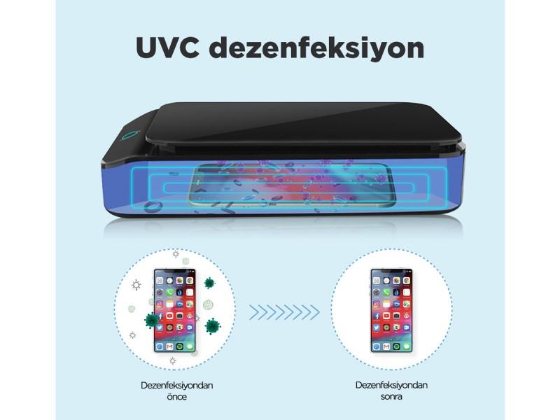 UVC Sterilizasyon Kutusu Wave