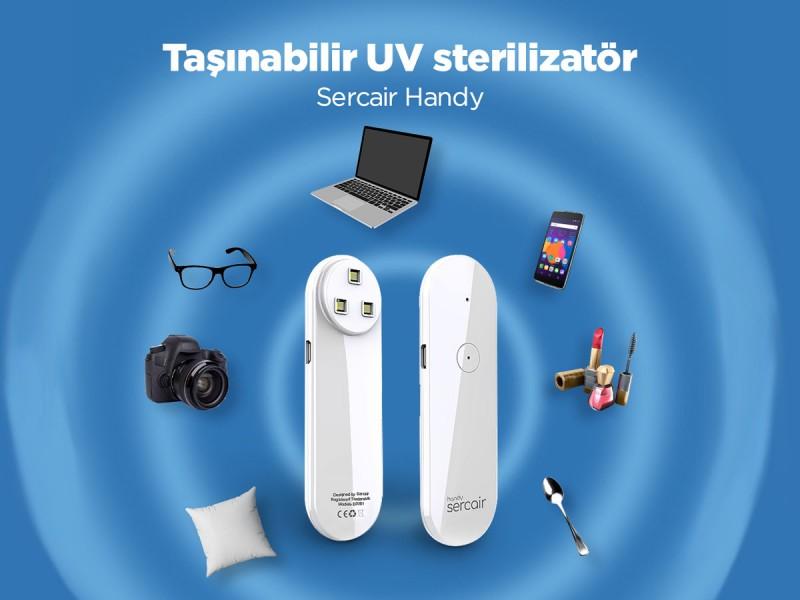 Portable UVC Sterilizer Handy
