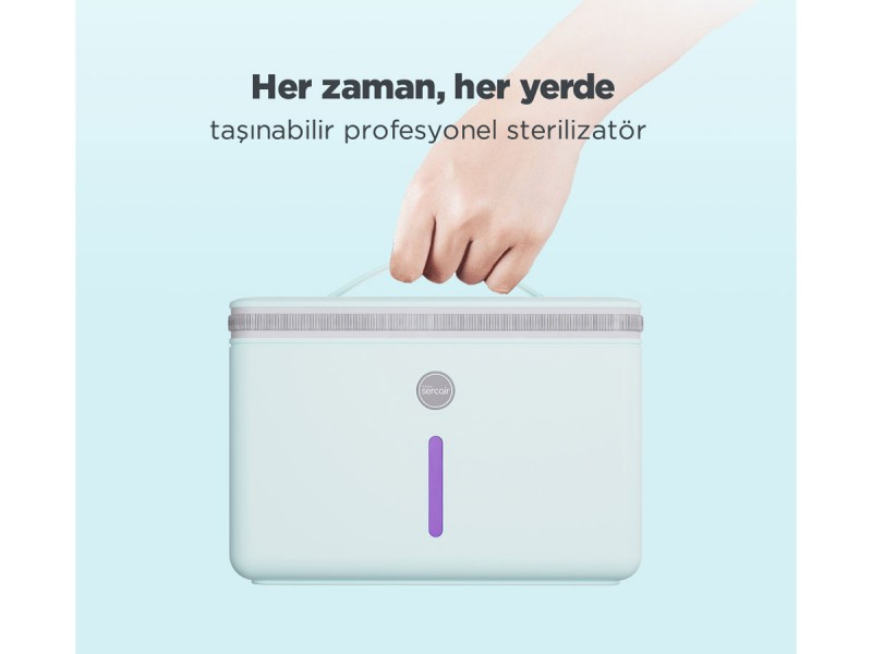 Portable Professional Sterilizer