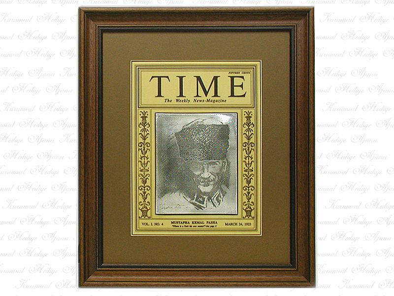 Ataturk Time Magazin Table