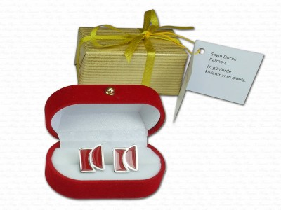 Corporate Custom Design Silver Jewellery Set