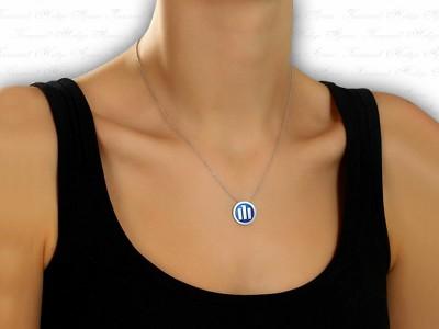 Custom Design Silver Necklace
