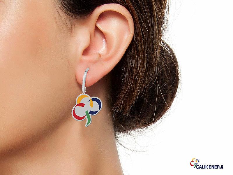 Custom Desing Silver Earrings