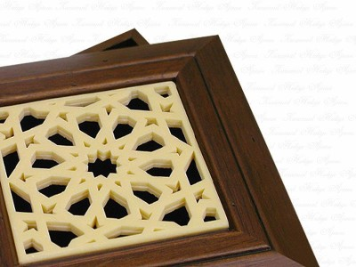 Seljuk Themed Wooden Box