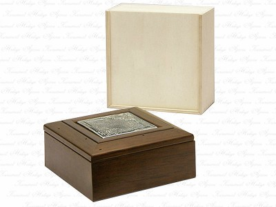 Authentic Solid Wooden Box