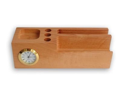 Wooden Desktop Organizer
