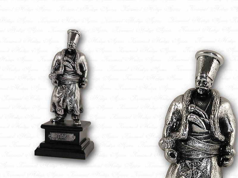 Silver Plated Ottoman Solidiers Collection