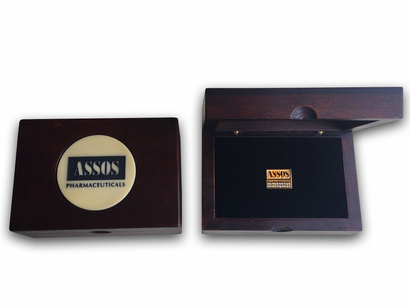 Corporate Design Seniority Pin