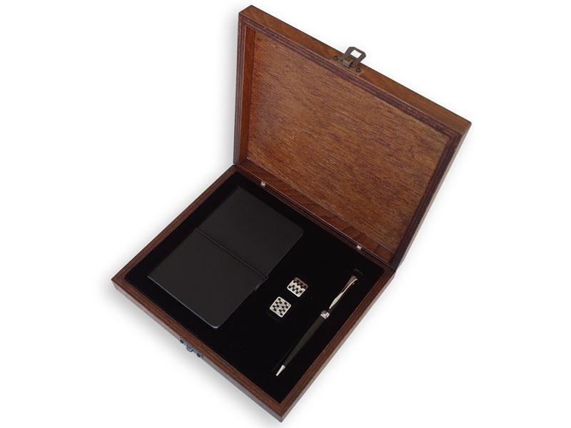 Gift Set Men in Wooden Box