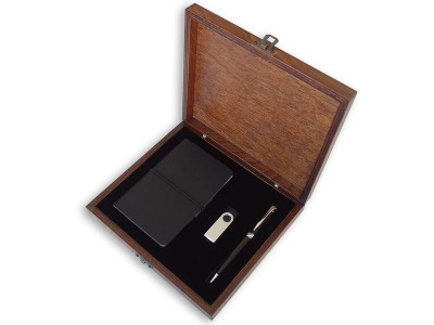 Gift Set for in Wooden Box