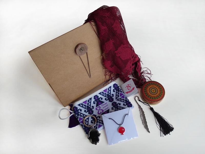 Women's Day Gift Set