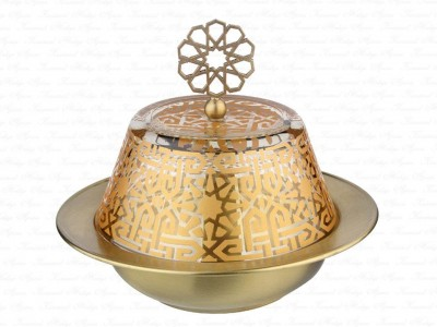 Seljuk Patterned Authentic Candy Bowl