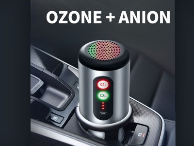 Ozon ve Negatif İon Jeneratörü Hava Temizleyici