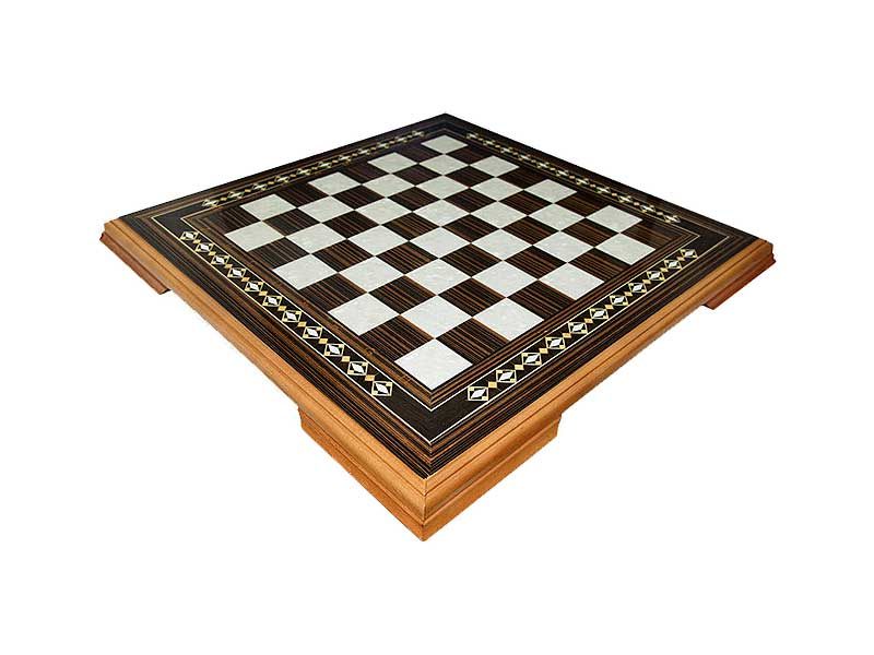 Handcrafted Chess Board