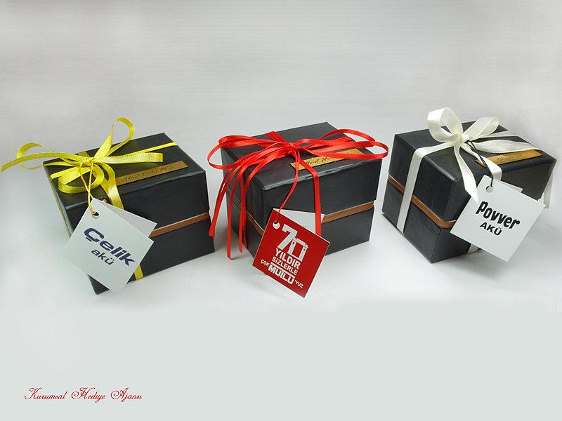 Custom Design Desktop Business Card Box