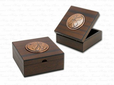 Corporate Custom Design Wooden Box