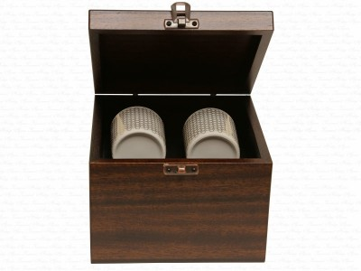 VIP Coffee Set in Wooden Box