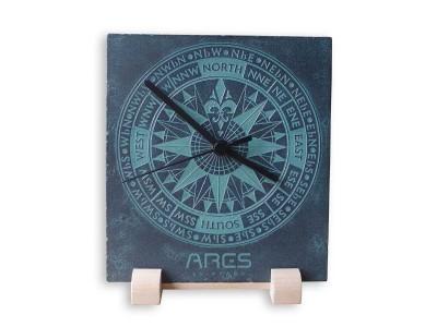 Custom Design Plaque Made for Ares Shipyard