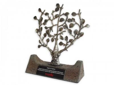 Custom Design Tree of Life Plaquet
