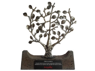 Custom Design Tree of Life Plaquet