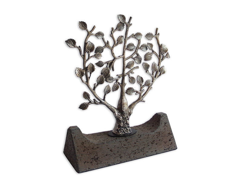 Silver Plated Tree of Life