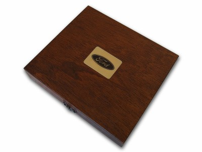 Gift Set Men in Wooden Box